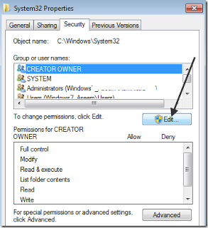 How To Take Ownership Of The Files / Folders Protected By